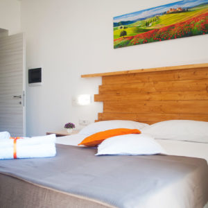 Le Vie di Feronia - Bed and Breakfasts a Terracina - Camera da letto