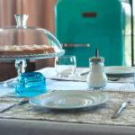 Le Vie di Feronia - Bed and Breakfasts a Terracina - Tavola apparecchiata